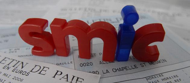Bulletins de paie 2015 : le smic horaire  passe à 9,61€