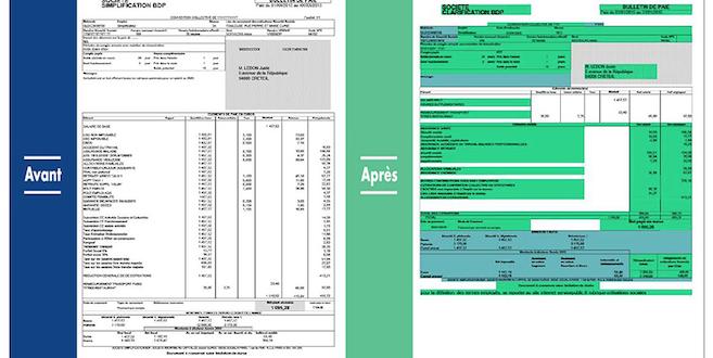 Telecharger Bulletin De Paie Simplifié Excel 2018